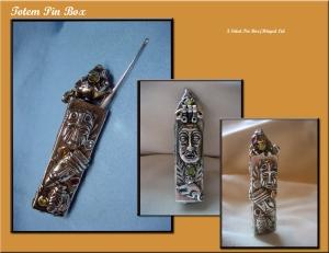 Totem Pin Box BBB