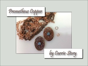 Prometheus Copper by Carrie Story Cover